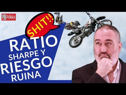 Ratio de Sharpe y Riesgo de Ruina - EAs - www.robot-de-forex.com
