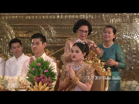 Sophearith & Beauramey wedding on 26.11.2016 by KV Video Studio