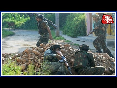 J-K: Security Forces Kill 3 Militants In Gunfight Near LoC in Kupwara