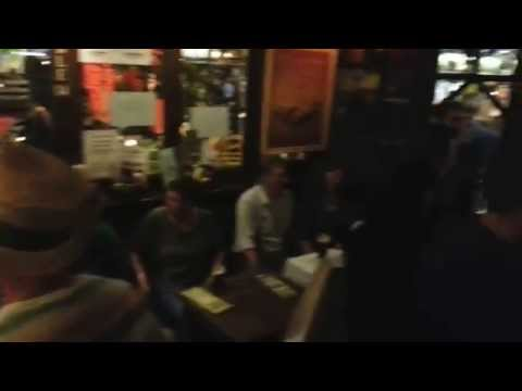 Irlanda'14 - pub con música celta