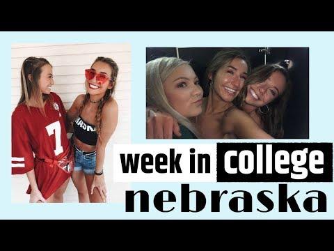 WEEK IN COLLEGE- UNL Dead Week