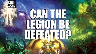 How to fight and beat The Burning Legion! - Lore predictions by SoulSoBreezy