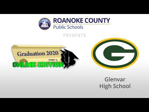 Glenvar High School Graduation 2020
