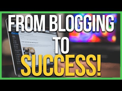 From Blogging to Success! - Interview with Chris Munch