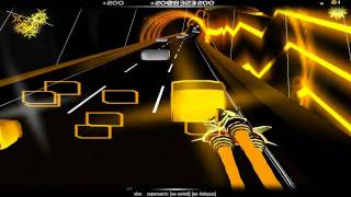 Audiosurf - She - Supersonic [as-swind] [as-hidepuz]