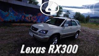 Тачка из фильма Бумер! Lexus RX300!
