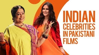 10 Bollywood actors who have acted in Pakistan films | SAMAA ORIGINALS | 10 June 2019