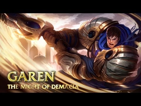 Garen: Champion Spotlight | Gameplay - League of Legends