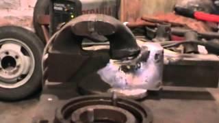 ремонт тисков, сварка чугуна(, 2015-12-04T17:33:40.000Z)