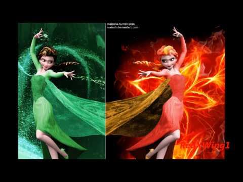 VERSION 2.0 - Fan Arts (Disney's Frozen - Let It Go)