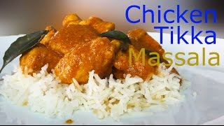 Chicken Tikka Massala | Home Made Recipe | Easy Tasty Mister Zayani