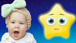 Twinkle Twinkle Little Star Song - Canción Infantil | Canciones Infantiles con Vasya Songs