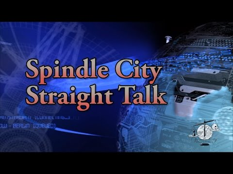 Spindle City Straight Talk - Episode #15-14