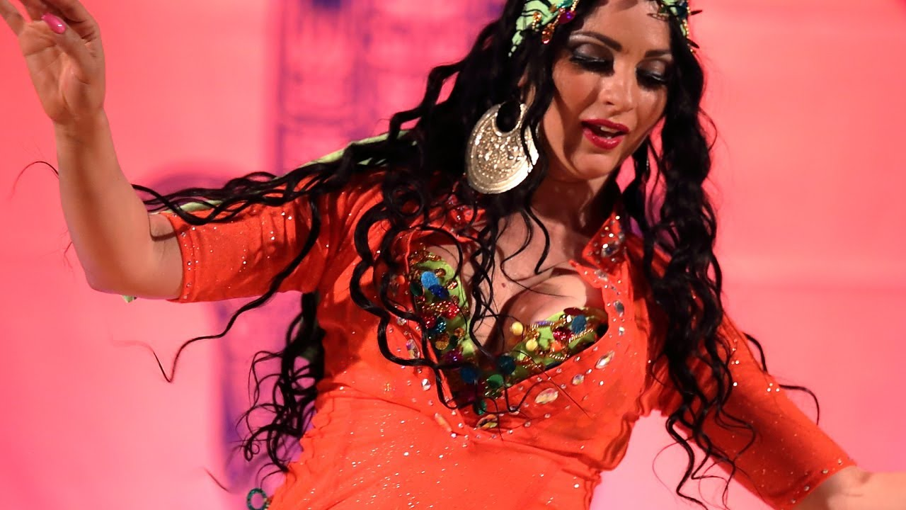 Maryem Bent Anis - Baladi/Shaabi Belly Dance