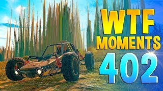 PUBG Daily Funny WTF Moments Highlights Ep 402
