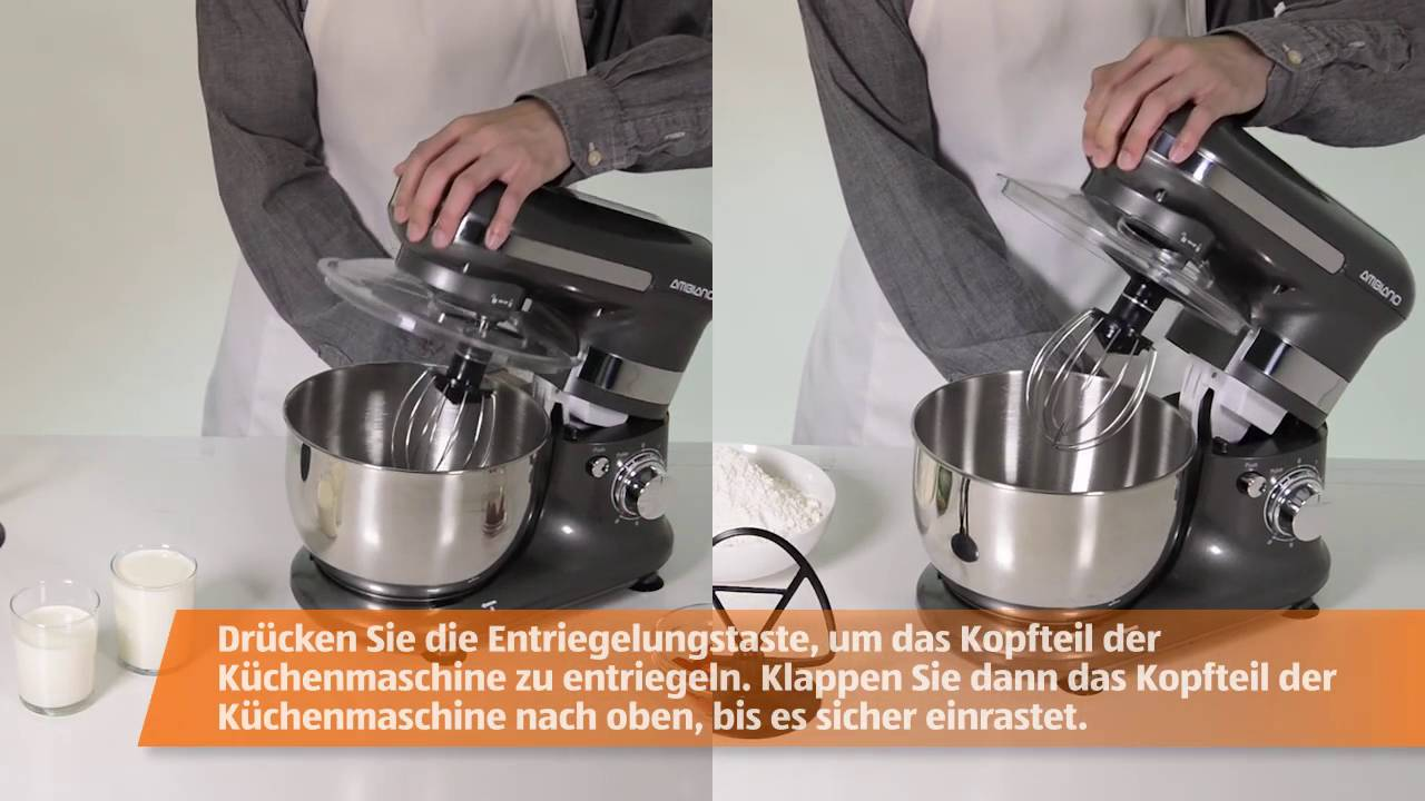 Küchenmaschine - YouTube