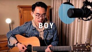 BOY - CHARLIE PUTH | Yifan Wu Cover