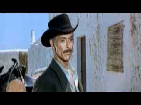 Lee Van Cleef tribute - Solitary man