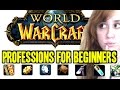 World Of Warcraft - Best professions to choose for beginners! (WARMANE WOTLK RAGNAROS)