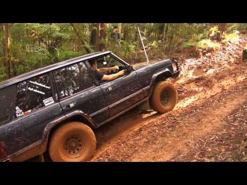 4x4 Adventure Club - Winching Ellis