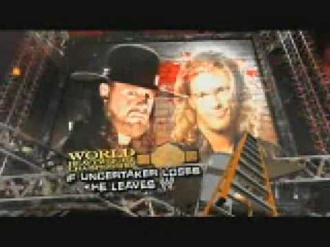 Edge Vs Undertaker Tlc One Night Stand Youtube