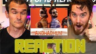 ANDHADHUN | Tabu | Ayushmann Khurrana | Radhika Apte | Trailer REACTION!!!