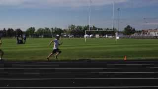 Provincial Summer Games - Athletics 200m