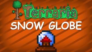 Terraria - Snow Globe | Frost Legion Event [1.1.1]