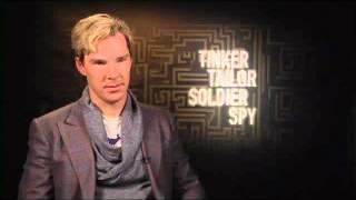 Benedict Cumberbatch - Tinker Tailor Soldier Spy Press Junket #2