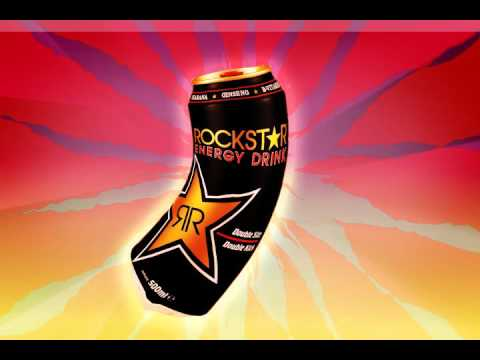 Rockstar Energy Drink Animation