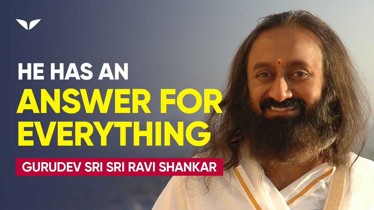 Download Your Most Difficult Philosophical Questions Answered | Gurudev Sri Sri Ravi Shankar