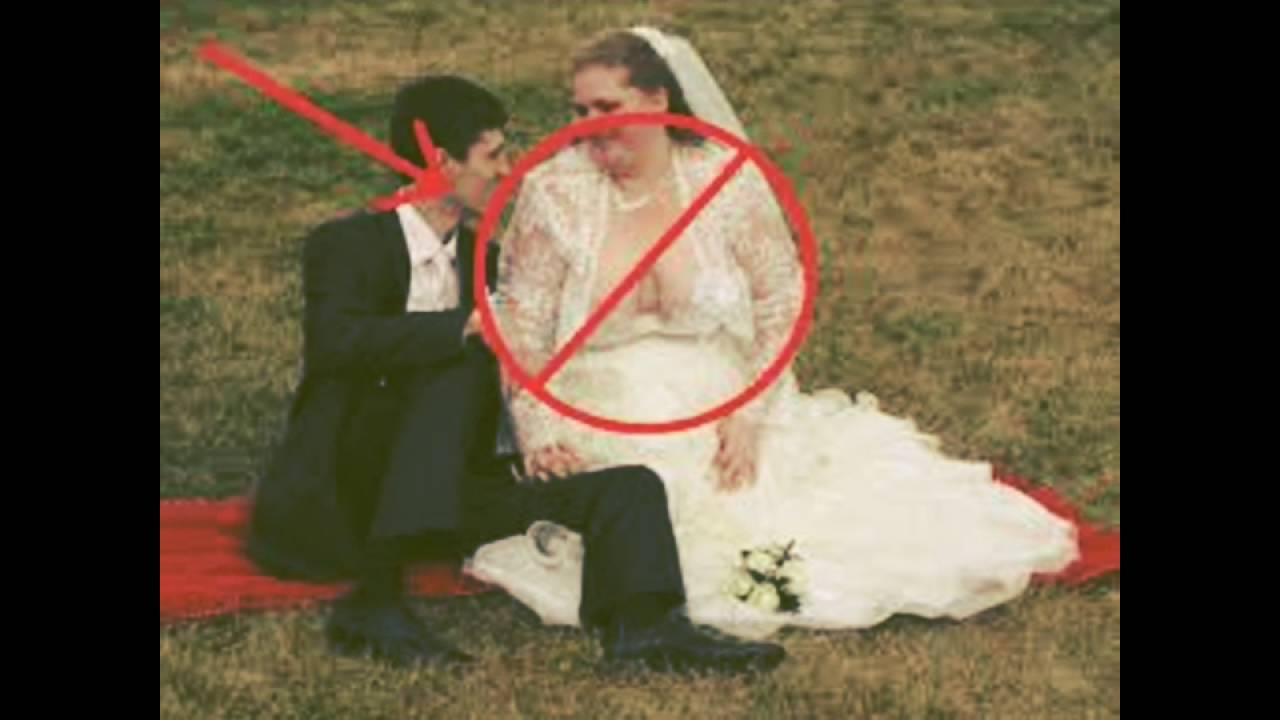 29 Most Ridiculous Wedding Dresses And Suits Youtube