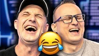 Opowiadamy NAJGORSZE ŻARTY ze śmiechawaTV!