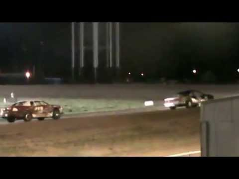 IMCA Stock Car A feature from McCook Speedway 2013