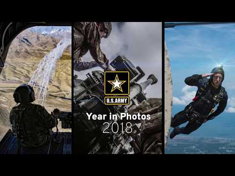 2018 U.S. Army Year In Photos