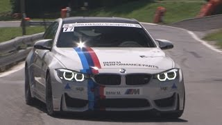 Amazing BMW M4 Coupé from Swiss Hillclimb Champion Albin Mächler! with Full-Onboard