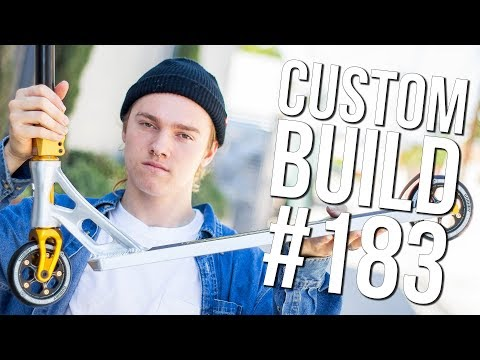 Custom Build #183 │ The Vault Pro Scooters