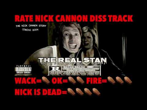 T.N.C.S- (OFFICIAL NICK CANNON DISS)- By Grizzy Hendrix- (EMINEM FANS LISTEN UP)