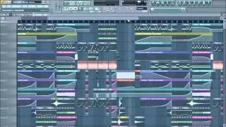 Martin Garrix  Firebeatz   Helicopter Fl studio tutorial + FLP Dynasty Remake1