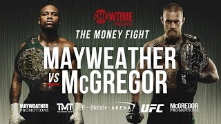 McGregor Vs MayWeather  Promo