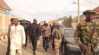 Welcoming Alabi Pasuma Oganla Like President @ K City