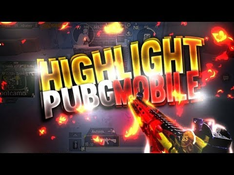 PUBG MOBILE TOP 1 HIGHLIGHTS #1