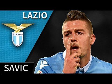 Sergej Milinković-Savić • 2016/17 • Lazio • Best Skills, Passes & Goals • HD 720p