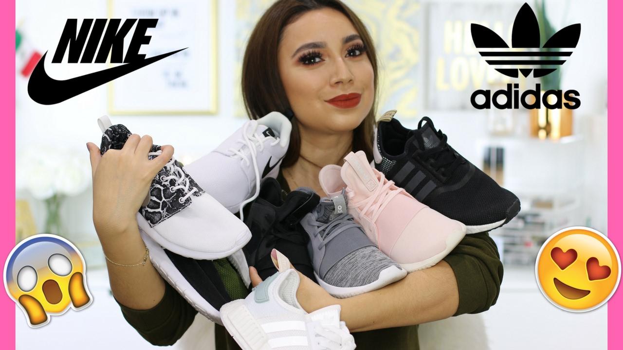 zapatillas niño nike adidas