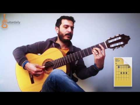 Söyle Ahmet Kaya - Gitar Dersi