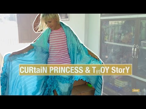 CURtaiN PRINCESS & T(r)OY StorY