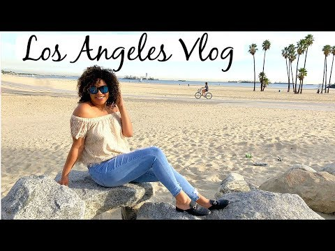 LA Vlog! 4 Days in Los Angeles