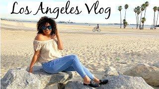 LA Vlog! 4 Days in Los Angeles