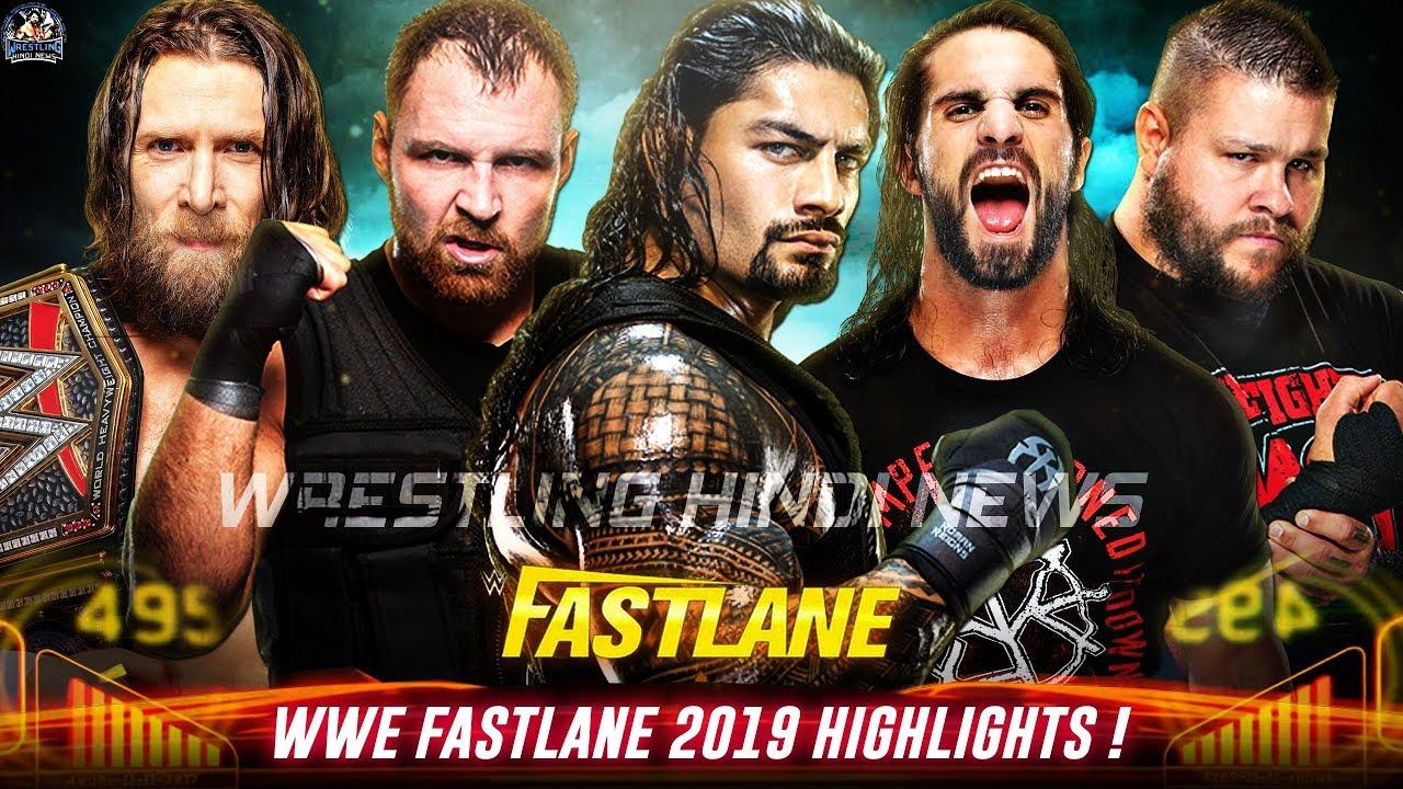 WWE Fastlane 2017 Results, Highlights: Goldberg wins title