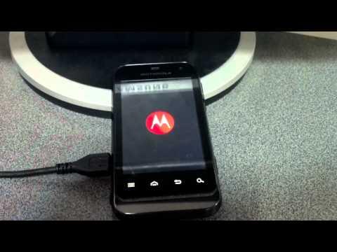 Motorola Defy Mini XT320 easy and fast direct unlock
